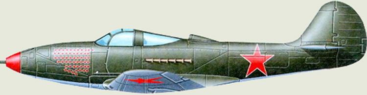 30-го гвардейского истребительного авиационного полка (самолёт p-39n аэрокобра, сер