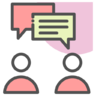 Chat communication message talk icon 127217 (1).png