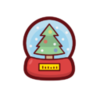 Christmas ball ornment icon 127439.png